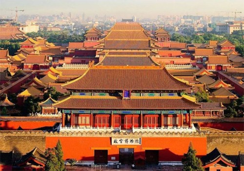 PT-5 Tian'an Men Square, the Forbidden City, the Temple of Heaven & the Summer Palace